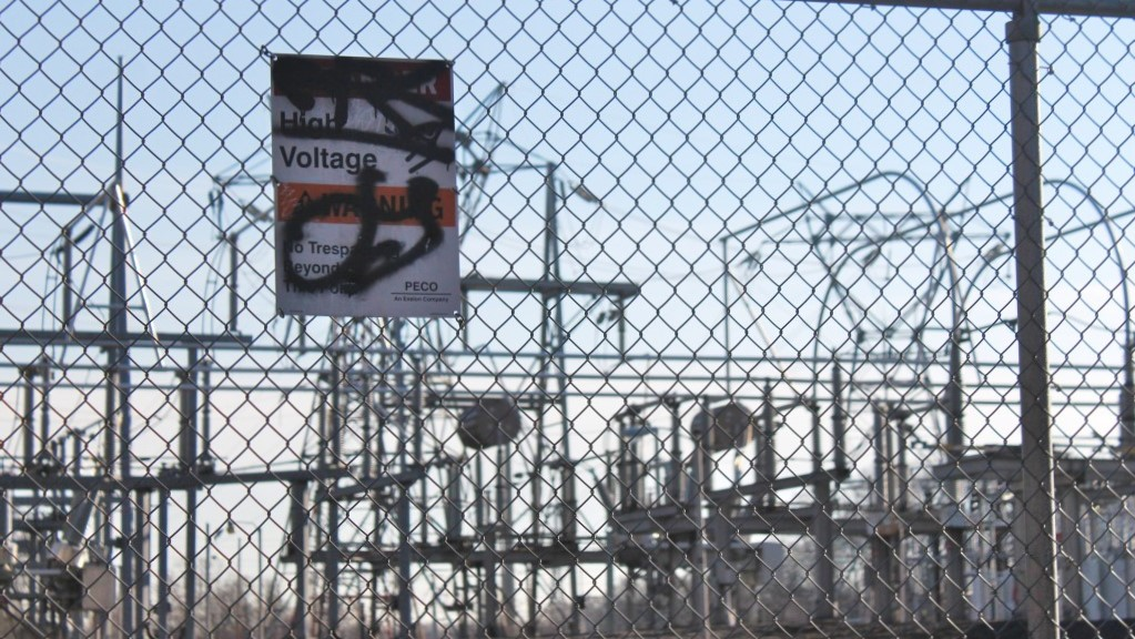Copper Theft at numerous PECO substations in Levittown - Copper ...