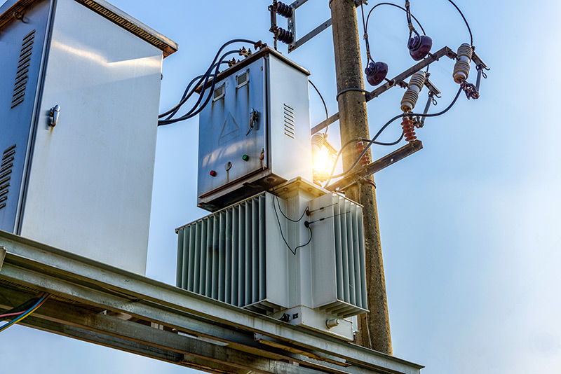 Substation Monitoring and Smart Grid - Cresatech Ltd