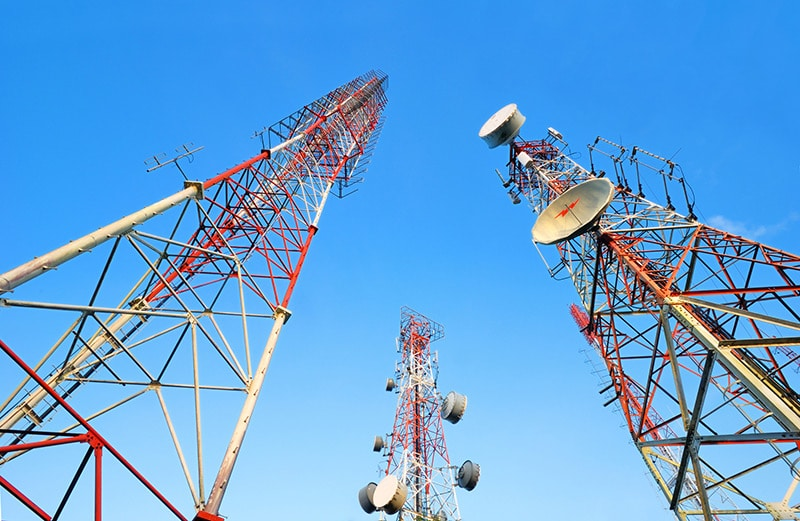 Telecom / Radio Tower - Copper Theft and Substation Safety